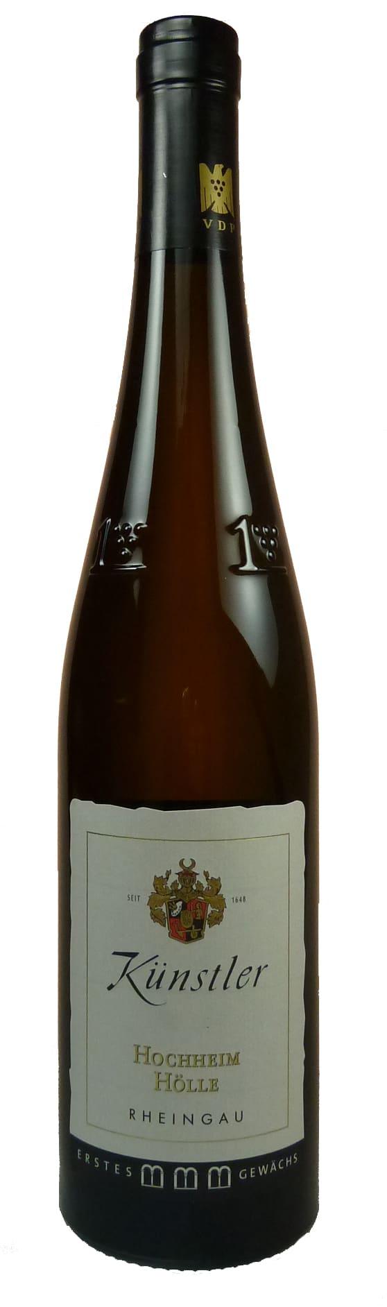 Hochheimer Hölle Riesling Großes Gewächs Qualitätswein trocken 2016