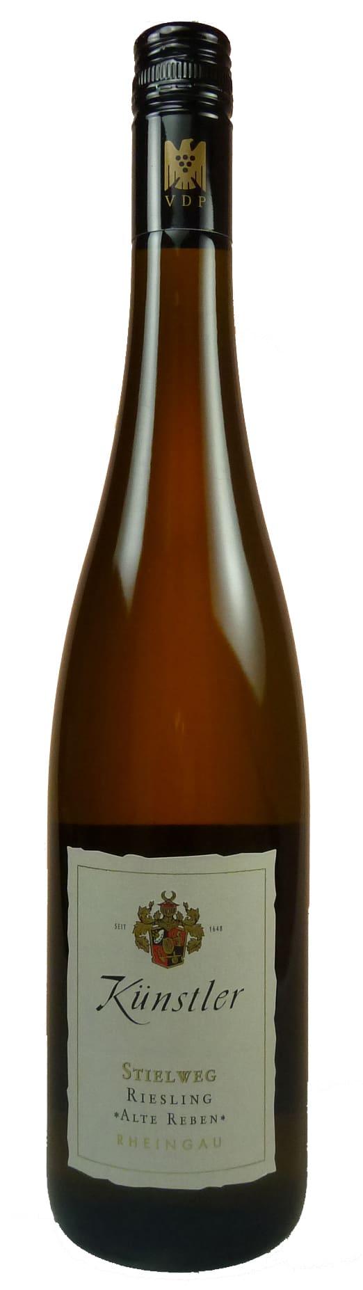 Hochheimer Stielweg Alte Reben Riesling Qualitätswein trocken 2017