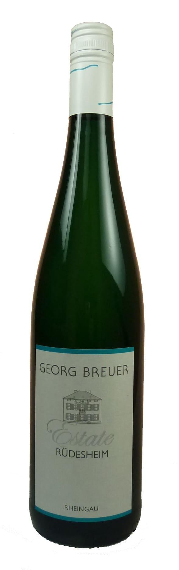 Estate Rüdesheim Riesling Qualitätswein trocken 2016