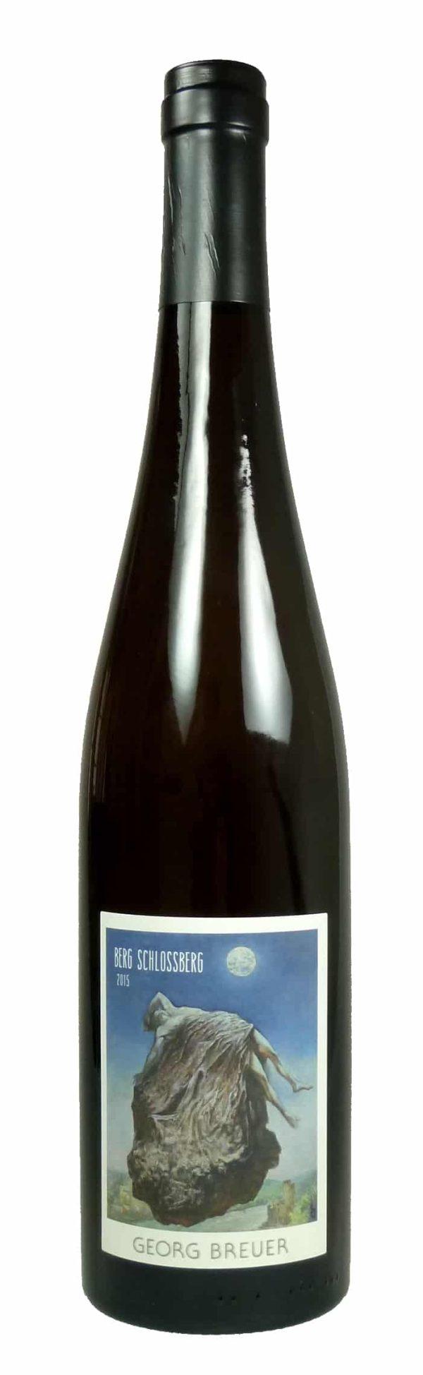 Rüdesheim Berg Schlossberg Riesling Qualitätswein trocken 2015