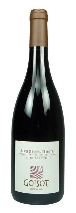 Bourgogne Côtes d'Auxerre Pinot Noir 2014