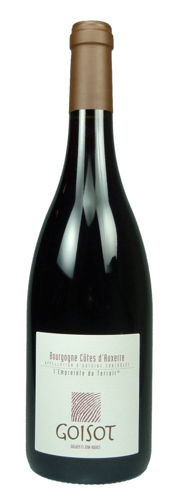 Bourgogne Côtes d'Auxerre Pinot Noir 2015