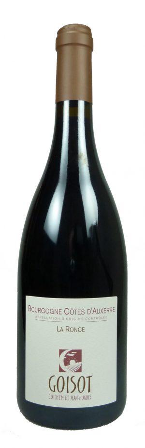 La Ronce Bourgogne Côtes d'Auxerre 2017