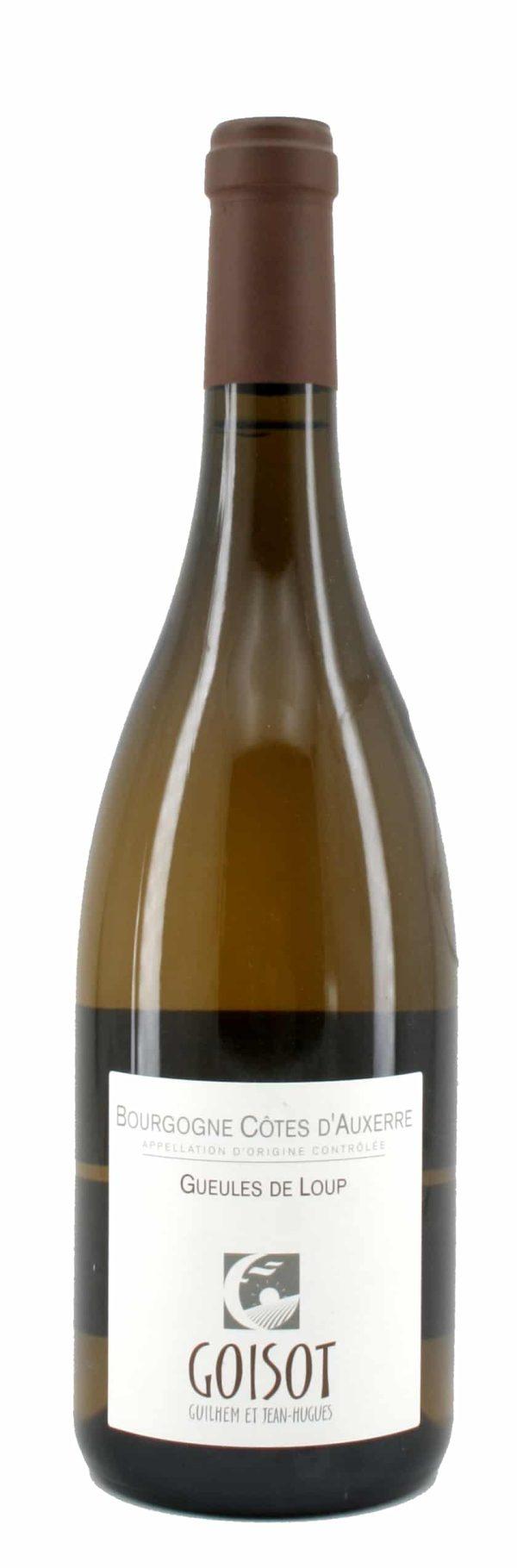 Bourgogne Côtes d´Auxerre Gueules de Loup 2015
