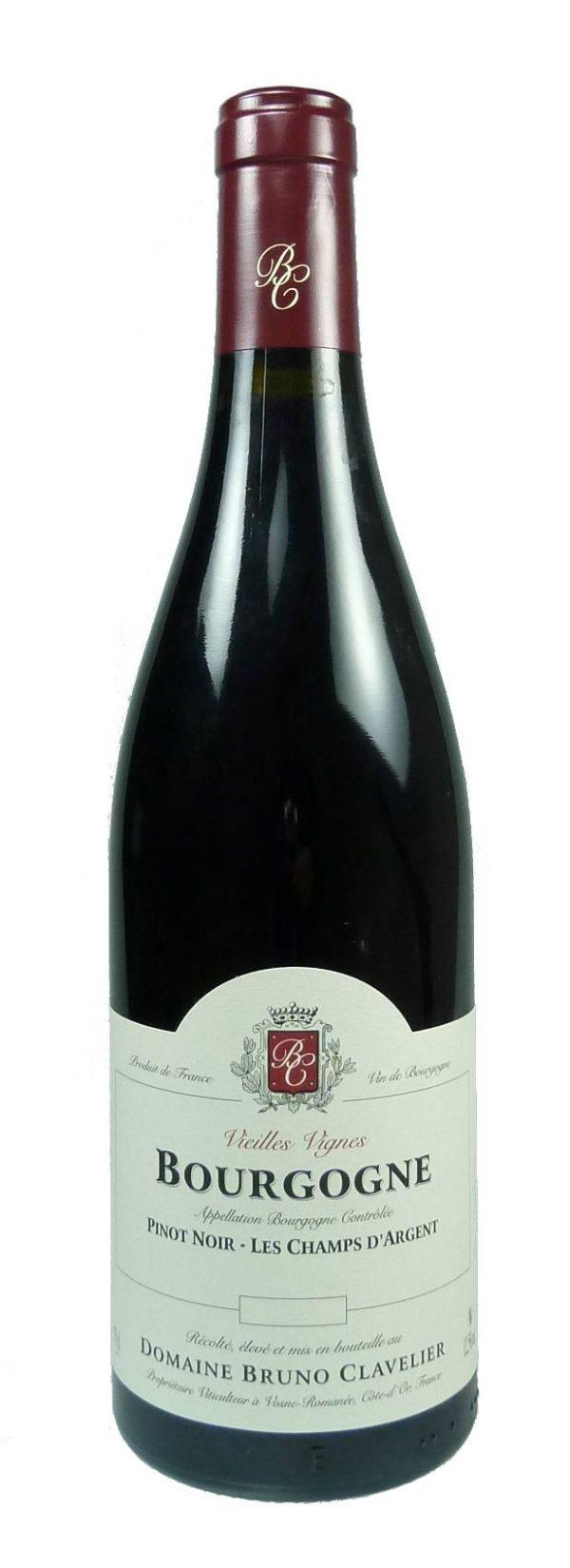 Les Champs d'Argent Bourgogne Pinot Noir 2015
