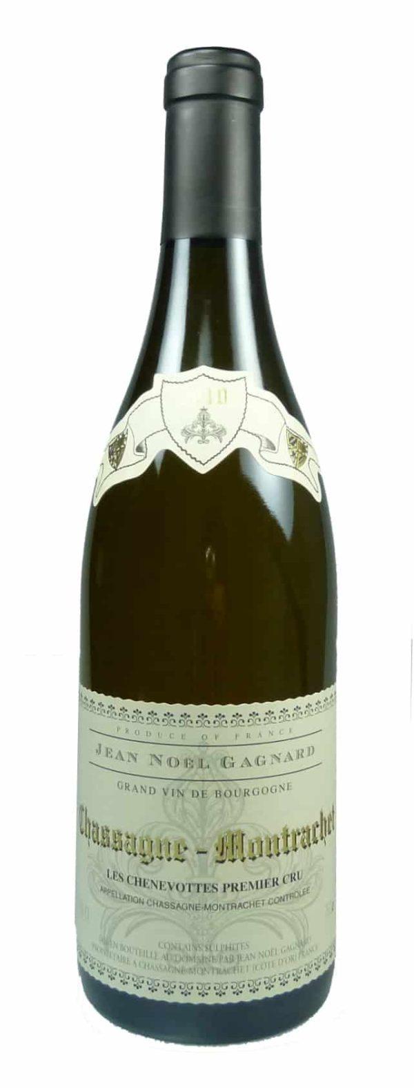 Chassagne-Montrachet Premier Cru Les Chenevottes 2015