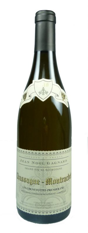 Chassagne-Montrachet Premier Cru Les Chenevottes  2017