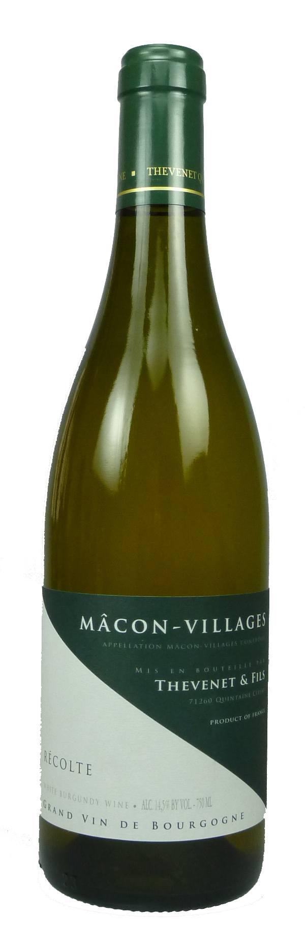 Mâcon-Villages 2014