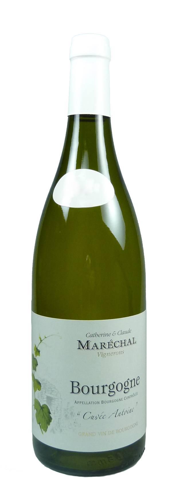 Cuvée Antoine Bourgogne blanc 2015