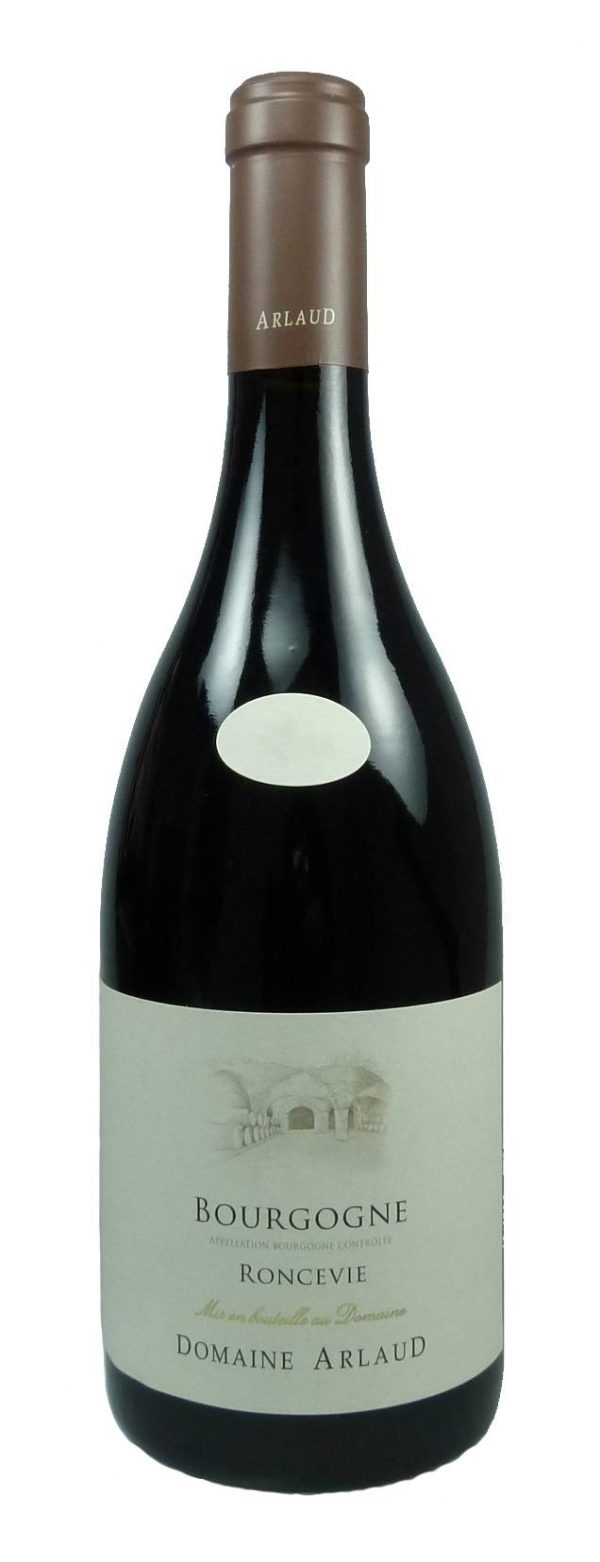 Bourgogne rouge Roncevie bio 2015