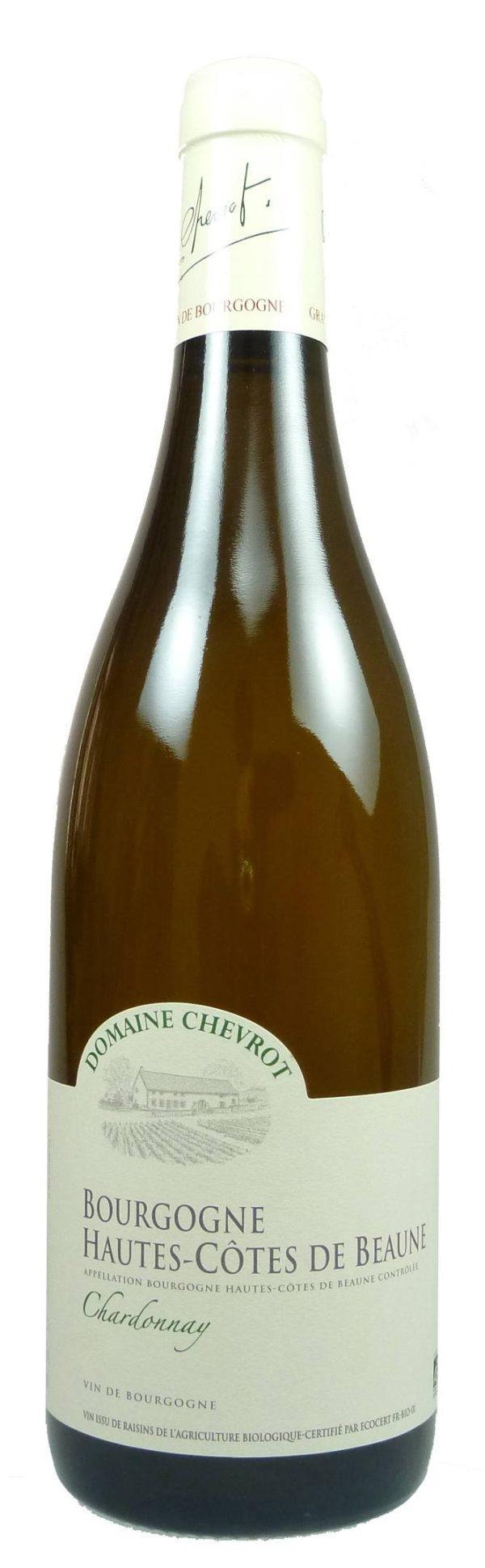 Bourgogne Hautes Côtes de Beaune blanc bio 2015