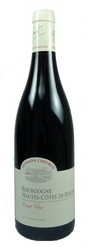 Bourgogne Hautes Côtes de Beaune rouge 2017