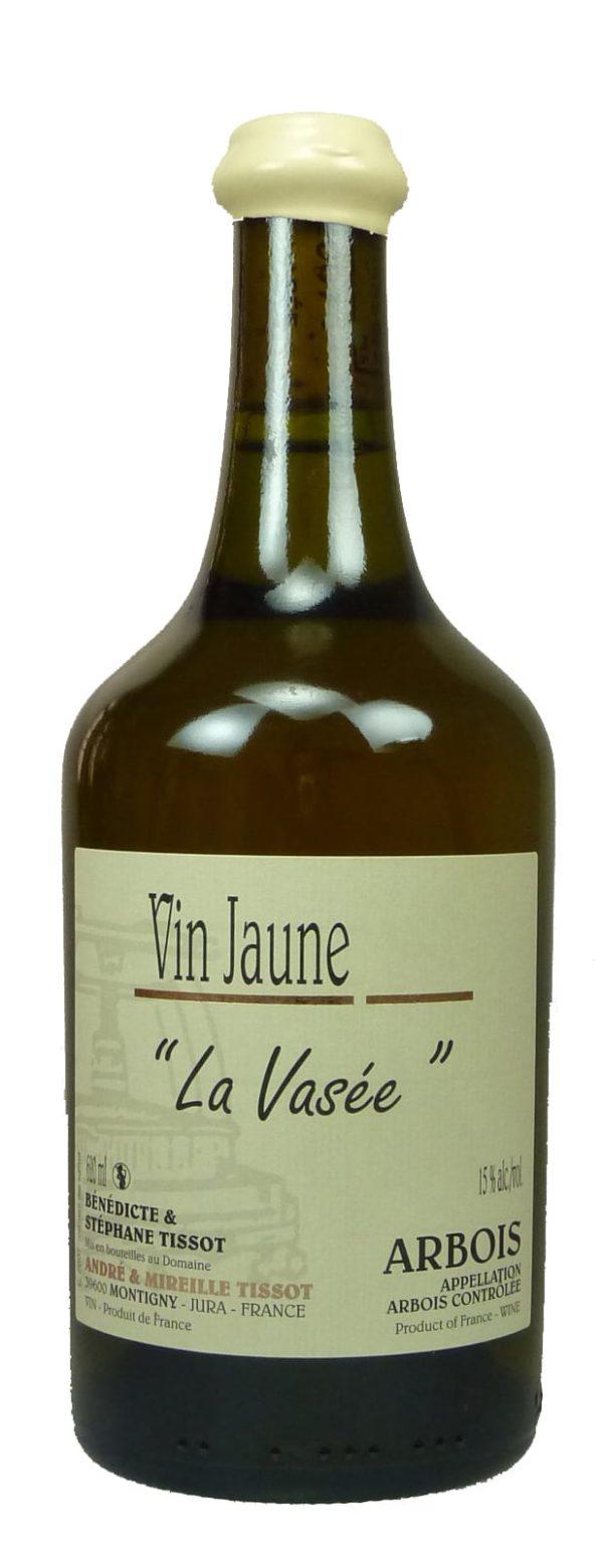 Arbois Vin Jaune La Vasée 2008