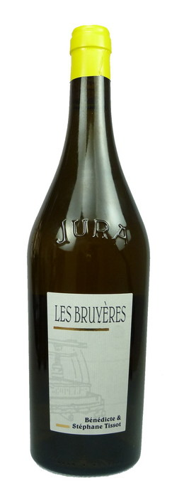 Les Bruyères Arbois Chardonnay 2014