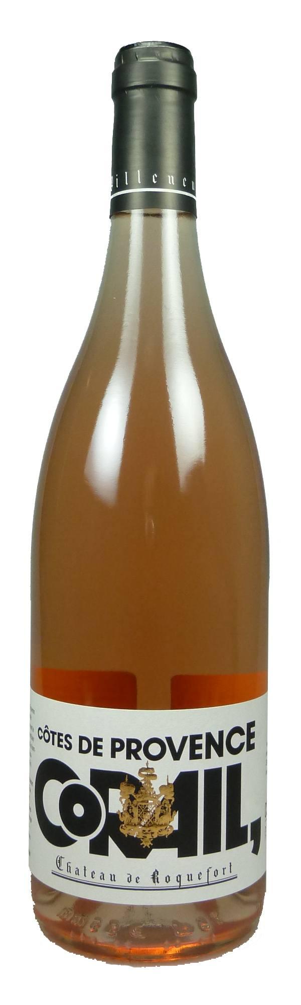 Corail Côtes de Provence Rosé bio 2016