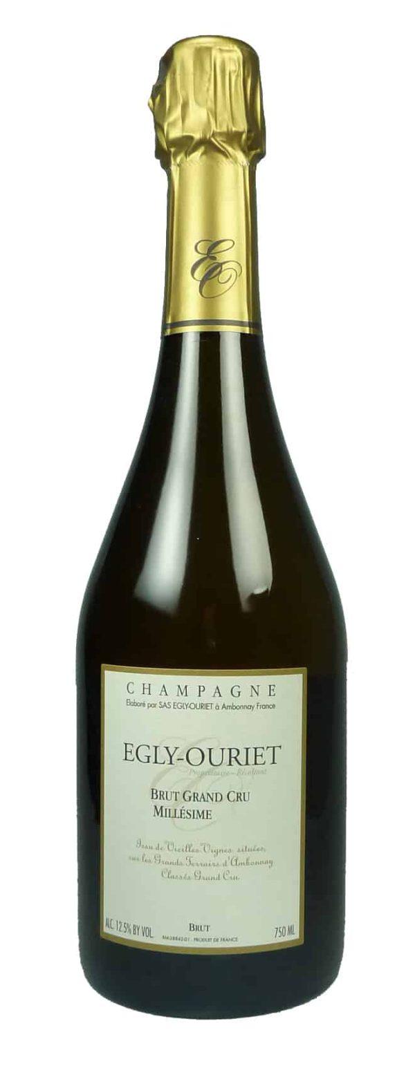 Champagne Grand Cru Millésimé 2007