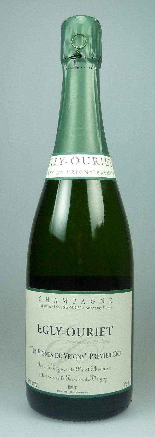 Les Vignes de Vrigny Champagne Brut