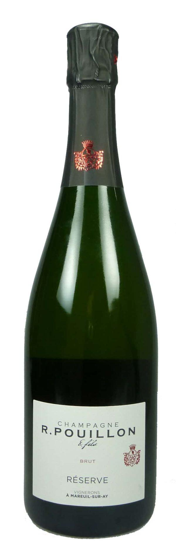 Champagne Réserve Brut ab Feb lieferbar