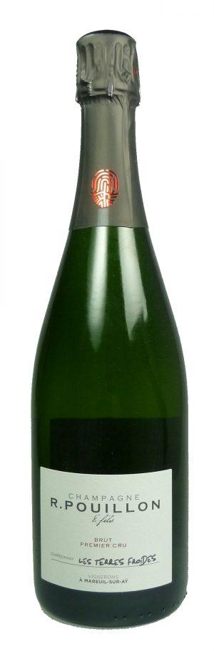 Les Terres Froides Champagne Blanc de Blancs Brut Premier Cru