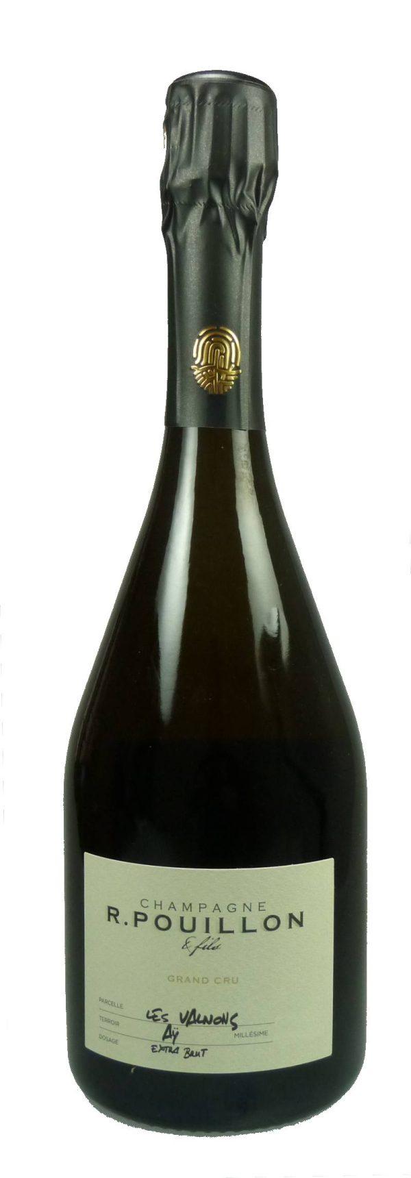 Les Valnons Champagne Extra Brut Grand Cru  2010