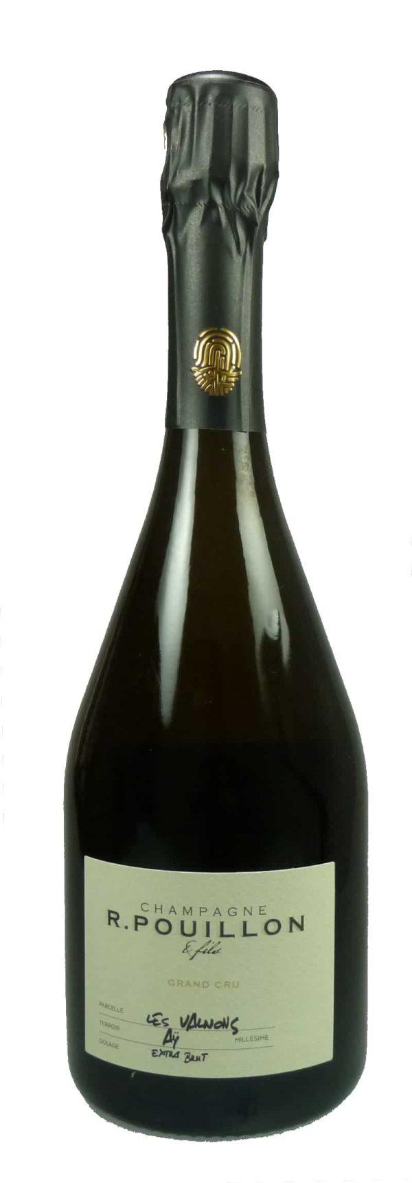 Les Valnons Champagne Extra Brut Grand Cru 2011