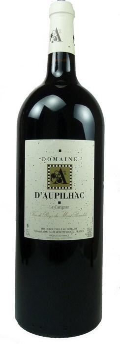 Le Carignan Vin de Pays du Mont Baudile 2013