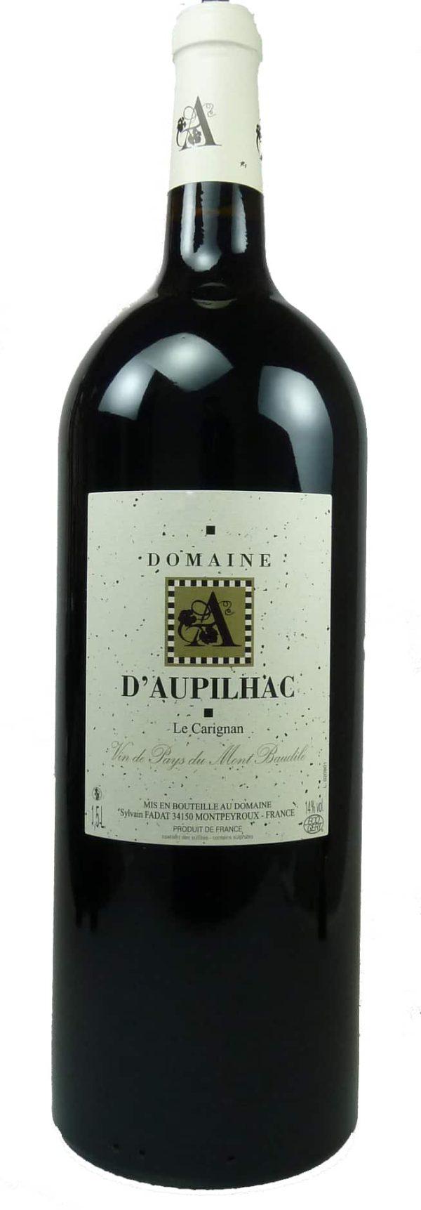 Le Carignan Vin de Pays du Mont Baudile 2015