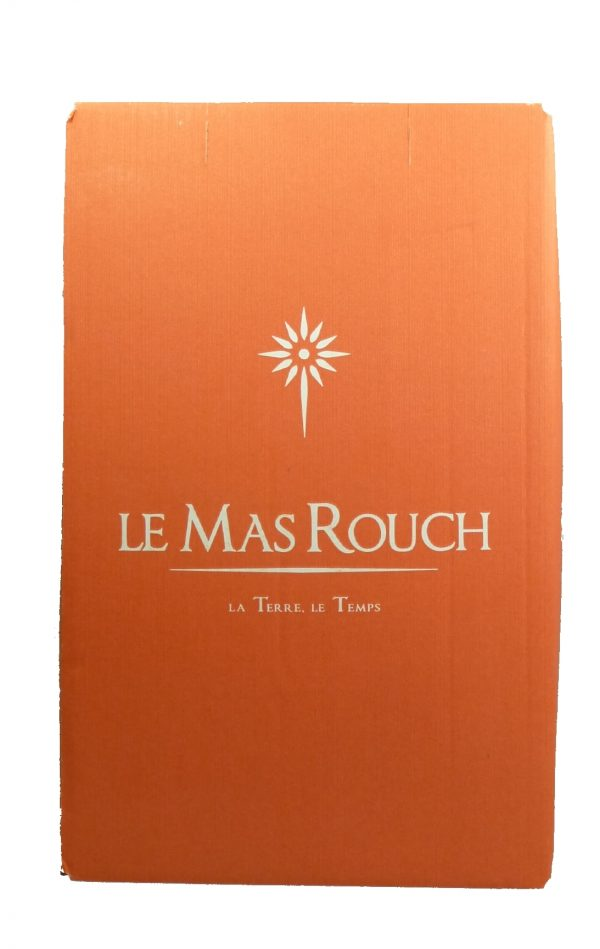 Le Mas Rouch Rouge Cabrières Bag in Box