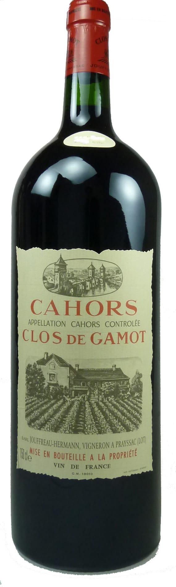Cahors Clos de Gamot 2011