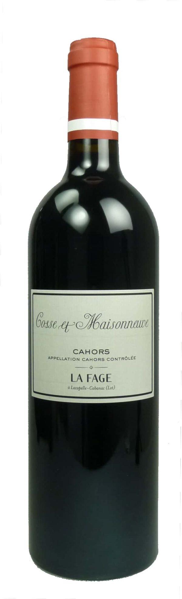 La Fage Cahors 2015
