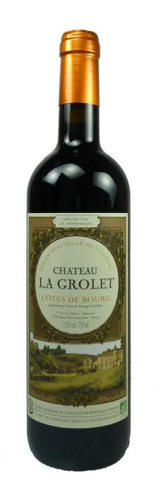 Cuvée Classique Côtes de Bourg 2014