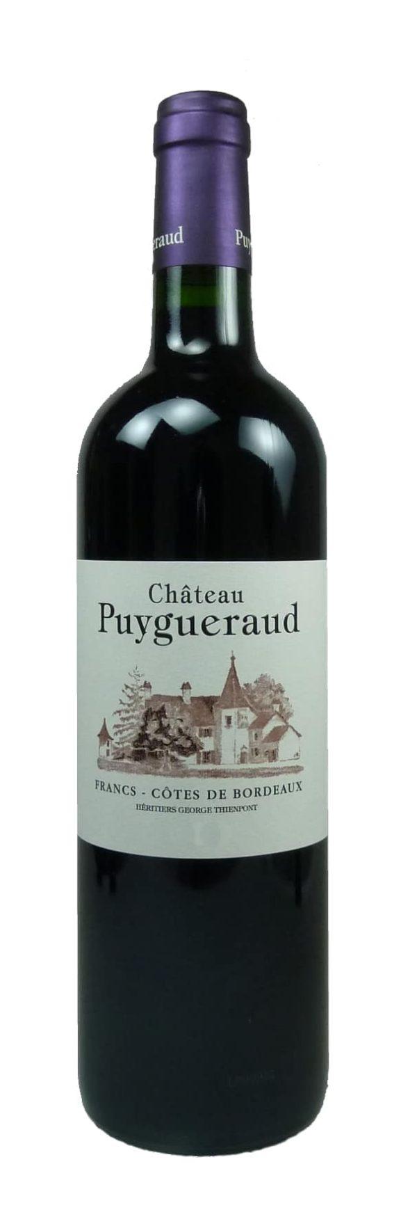 Francs Côtes de Bordeaux 2012