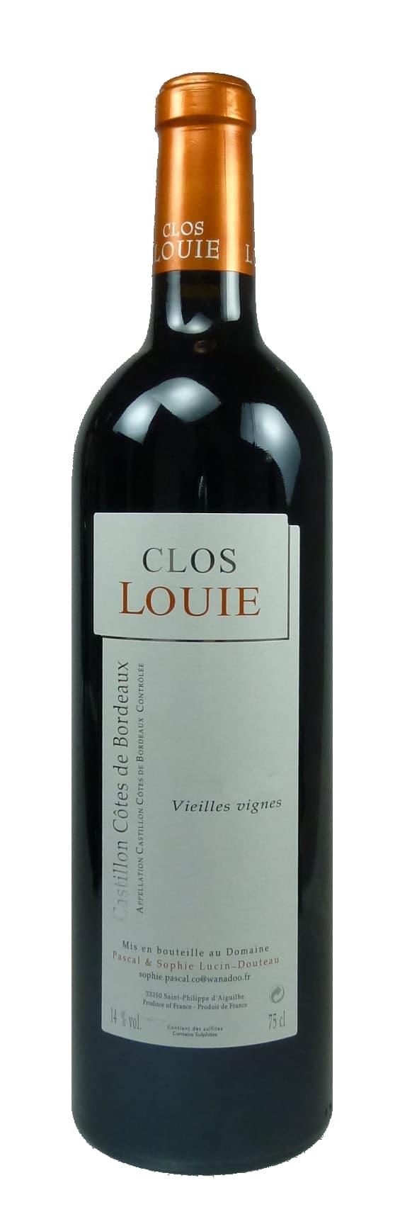 Castillon Côtes de Bordeaux 2008