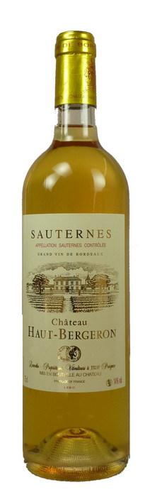 Sauternes 2010
