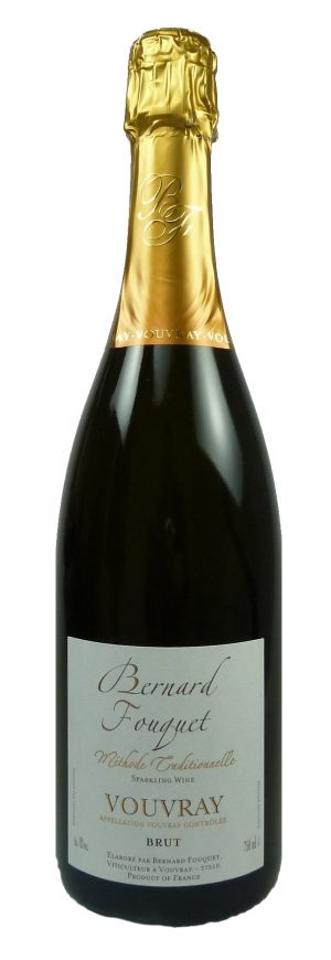 Vouvray Brut Méthode Traditionnelle