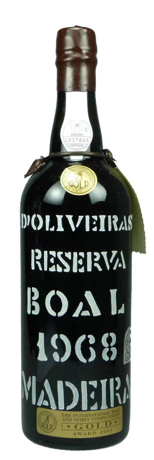 Boal D´Oliveira 1968