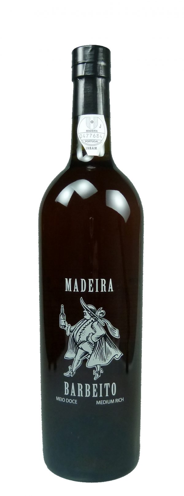 Barbeito medium sweet Madeira