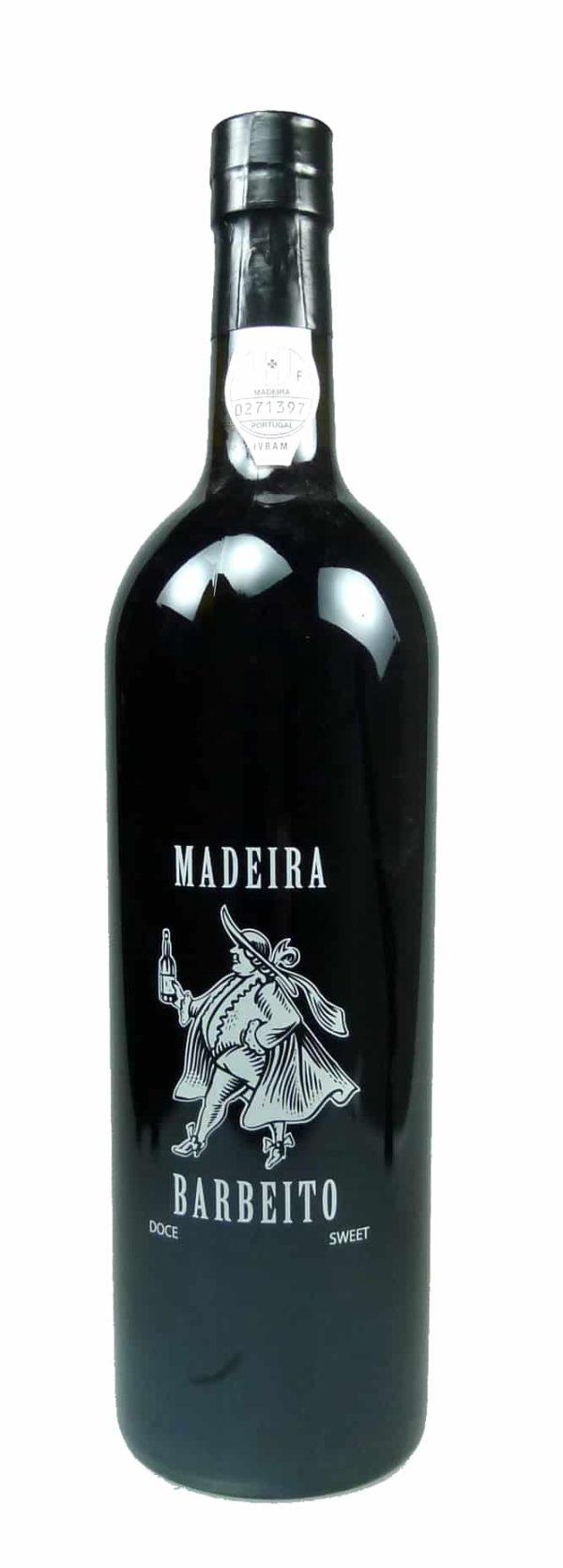 Barbeito sweet Madeira 3 Jahre alt
