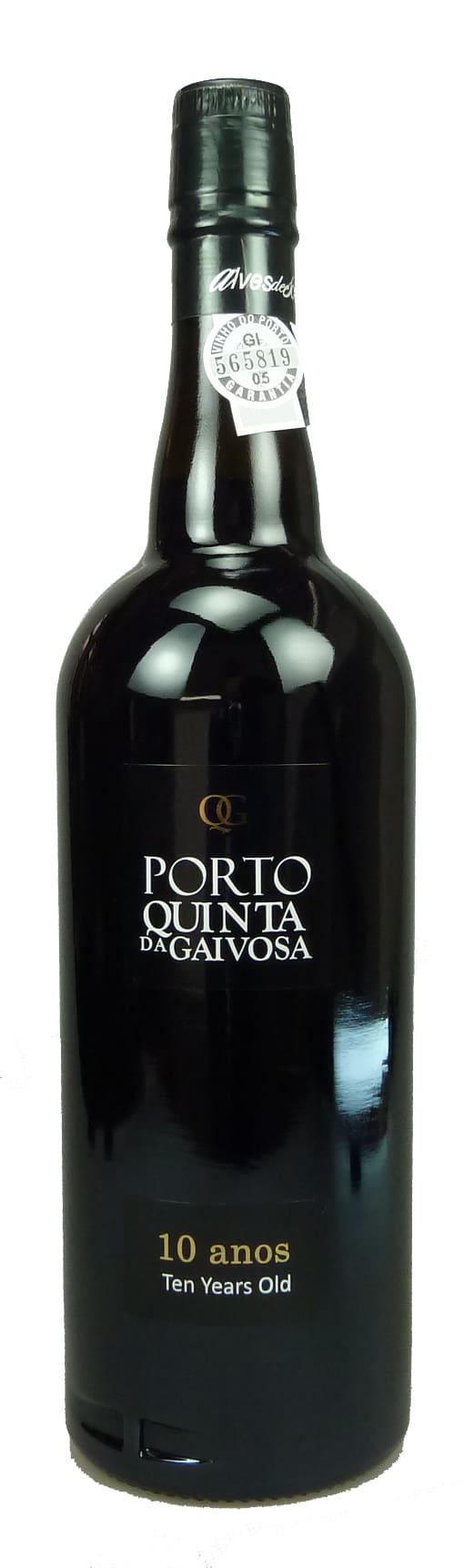 Quinta da Gaivosa Tawny Port 10 Jahre