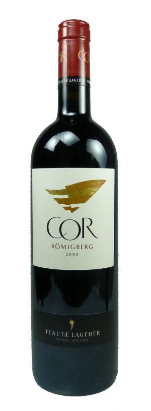 COR Römigberg Tenutae Lageder DOC 2016