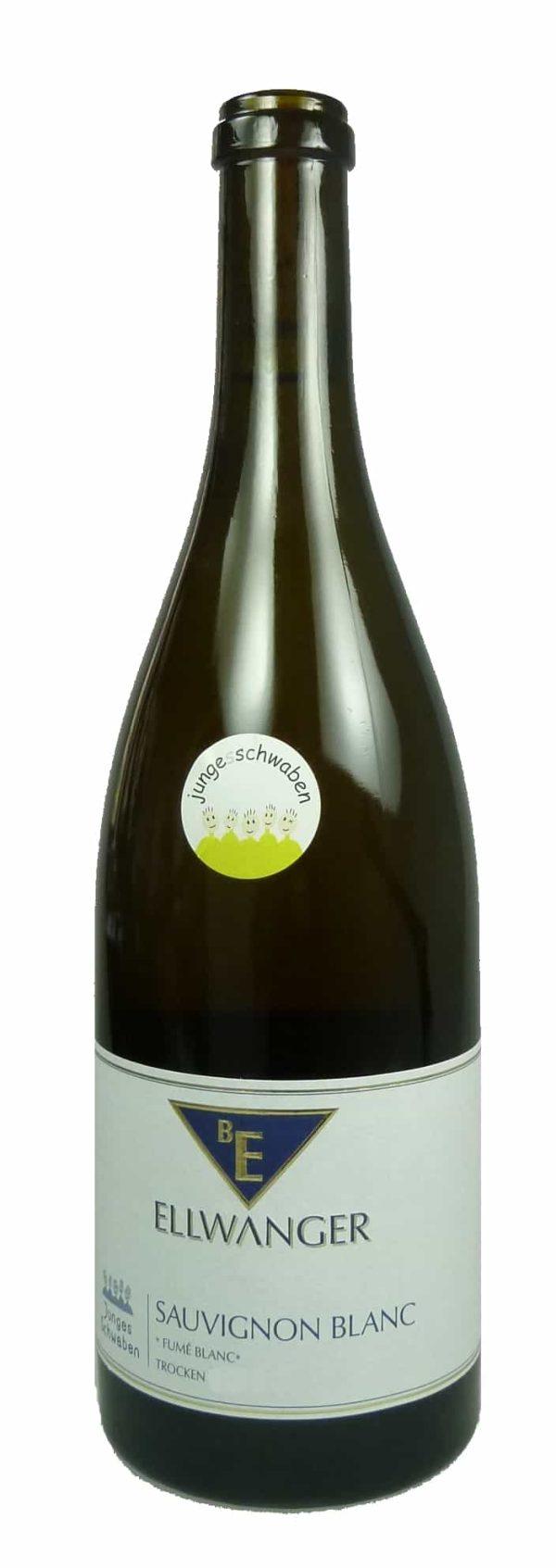 Junges Schwaben Fumé blanc Sauvignon blanc Qualitätswein trocken 2017