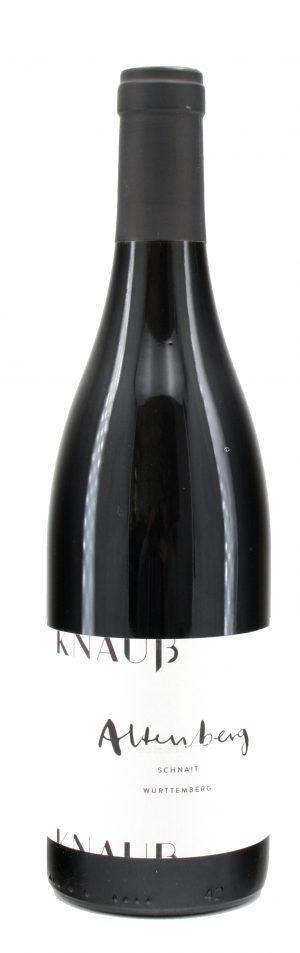 Schnait Altenberg Lemberger Qualitätswein trocken 2017