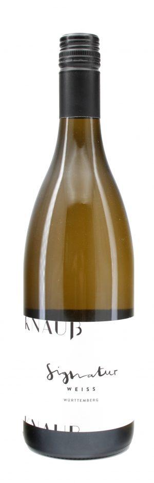 Signatur Weiß Qualitätswein trocken 2018