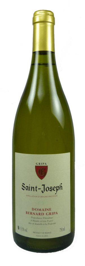 6 Flaschen 2018 Saint-Joseph blanc