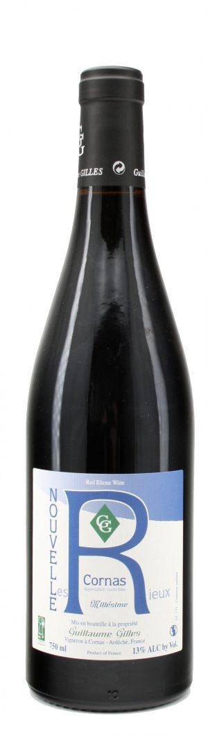"""6 Flaschen 2017 Cornas Les Rieux """"Nouvelle R"""""""