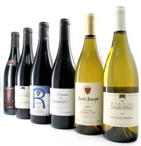 Probepaket Rhôneweine Juli 2020