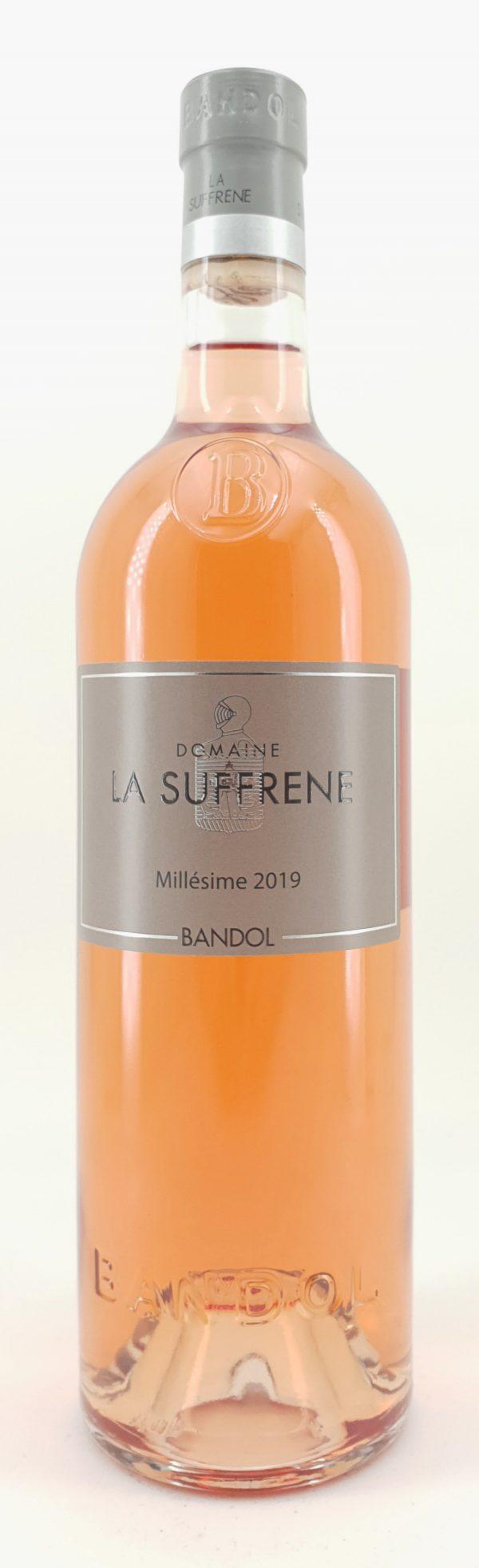 6 Flaschen 2019 Bandol Rosé