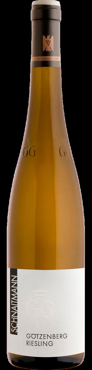 Götzenberg Riesling Großes Gewächs Qualitätswein trocken 2018