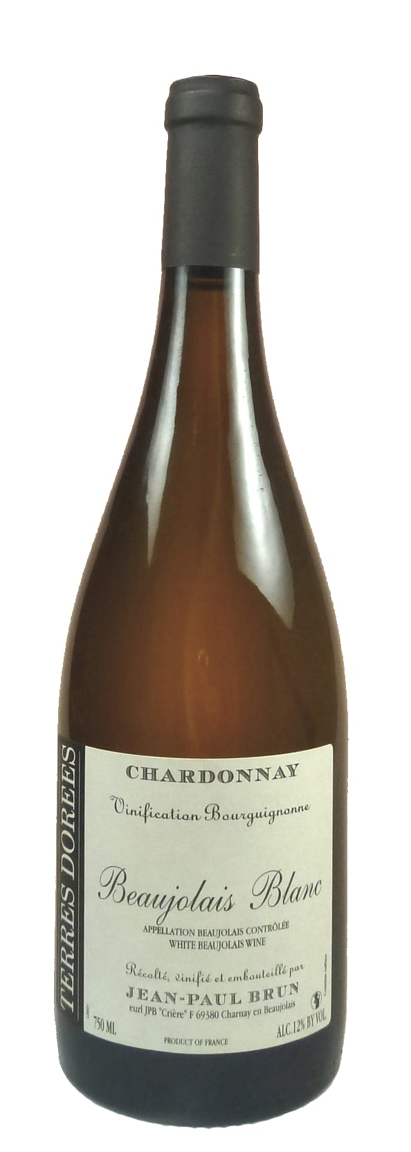 6 Flaschen 2018 Beaujolais Blanc en Fût
