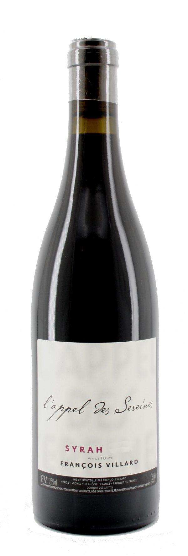 6 Flaschen 2017 L'Appel des Sereinesrouge